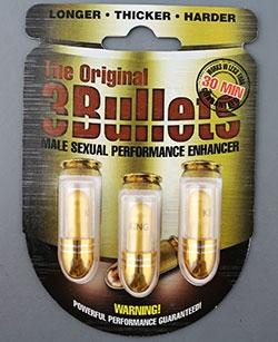 위해식품 The Original 3 Bullets 제품 이미지