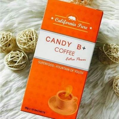위해식품 Candy B+ Coffee Extra Power 제품 이미지