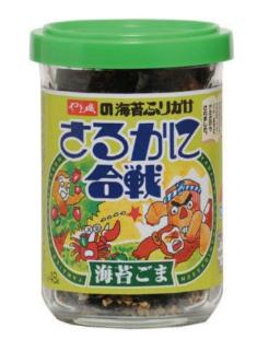 위해식품 사루카니갓센(48g, 병입)((さるかに合?(48g·?入り)) 제품 이미지