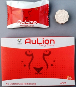 위해식품 AuLion Energy Candy 제품 이미지