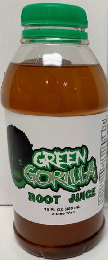 위해식품 Green Gorilla Root Juice  제품 이미지