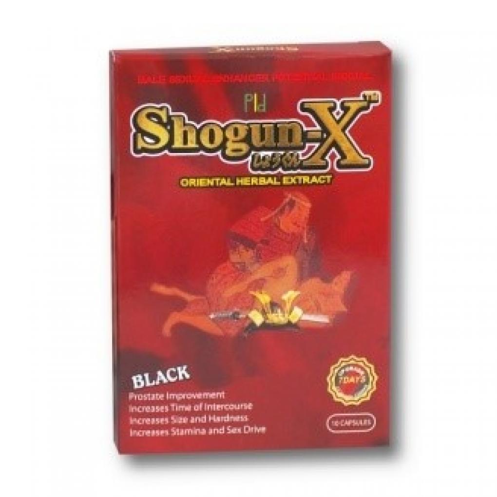 위해식품 Shogun-X 15000mg 제품 이미지