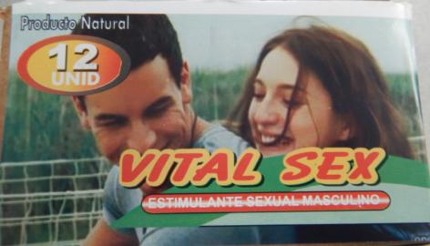위해식품 Vital Sex 제품 이미지